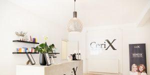 CeriX København - Reception