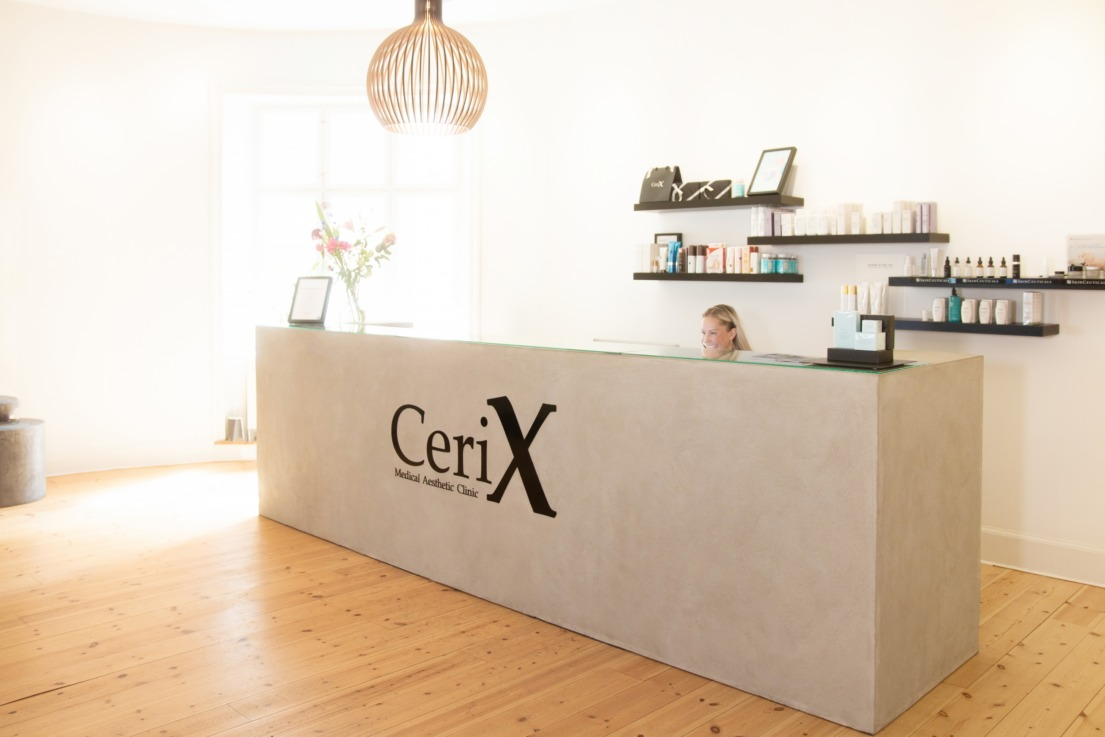 Klinik-Reception