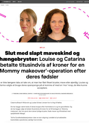 DR Mommy MAkeover